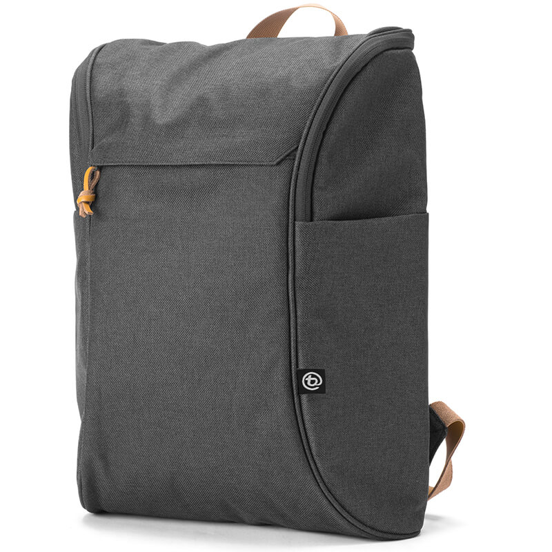 "Booq Daypack - Plecak MacBook 12"" / MacBook Air 13"" / MacBook Air 13"" Retina / MacBook Pro 13"" / MacBook Pro 15"" / Ultrabook 13""-16"" (Black-Tan)"