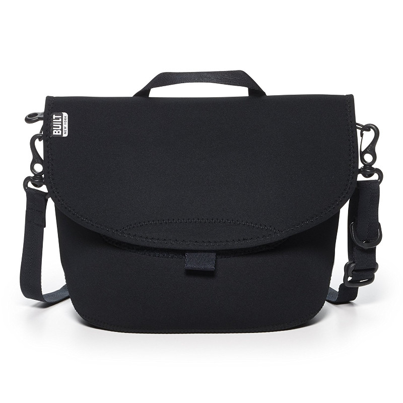 BUILT Bike Messenger Lunch Bag - Torba na lunch do roweru (Black)