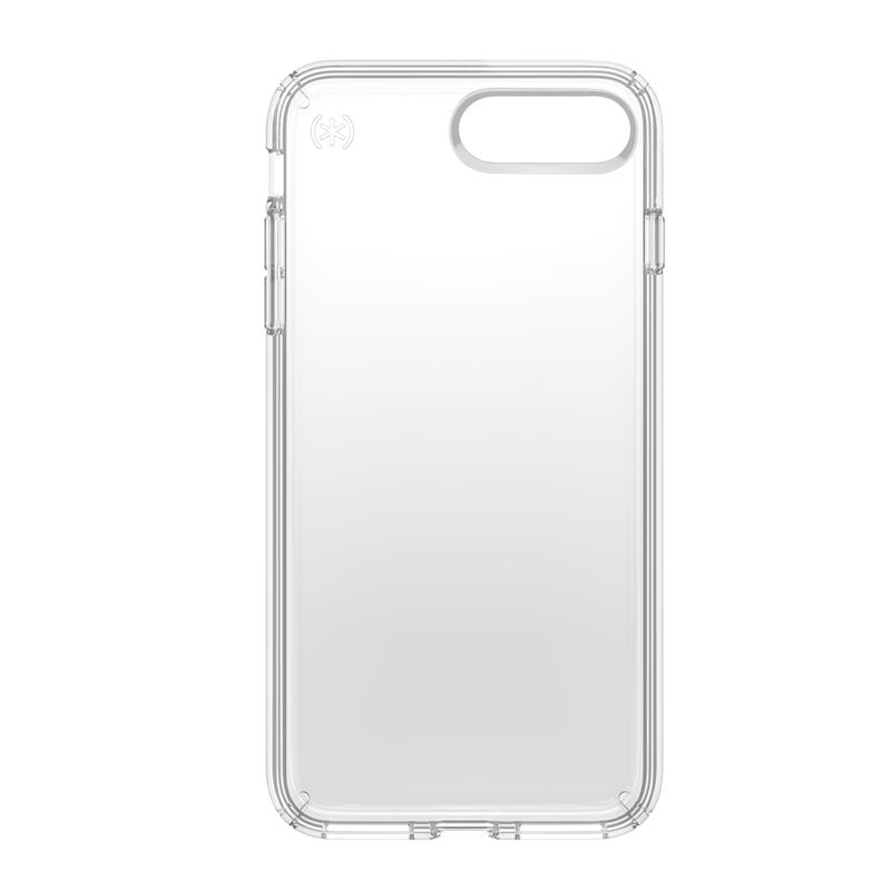 Speck Presidio Clear - Etui iPhone 8 Plus / 7 Plus / 6s Plus / 6 Plus (Clear)