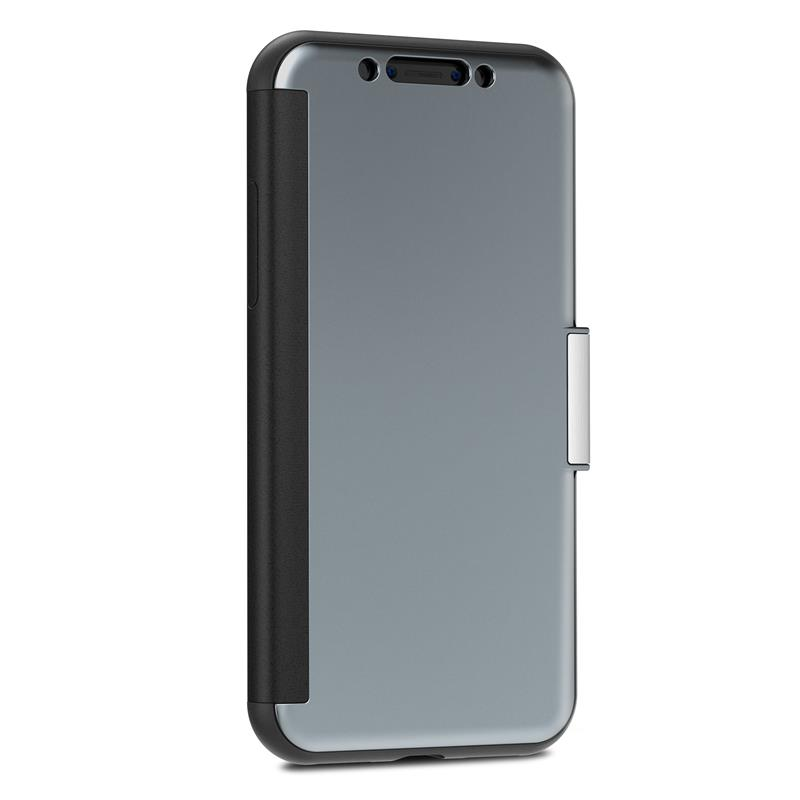 Moshi StealthCover - Etui iPhone Xs / X (Gunmetal Gray)