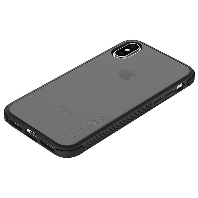Incipio Reprieve SPORT - Etui iPhone X (Black/Smoke)