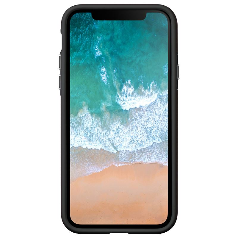 Laut Shield - Etui iPhone Xs / X (Black)