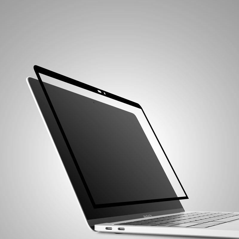 "Moshi iVisor AG - Matowa folia ochronna na ekran MacBook Pro 13"" (2020/2019/2018/2017/2016) / MacBook Air 13"" Retina (Black/Clear/Matte)"