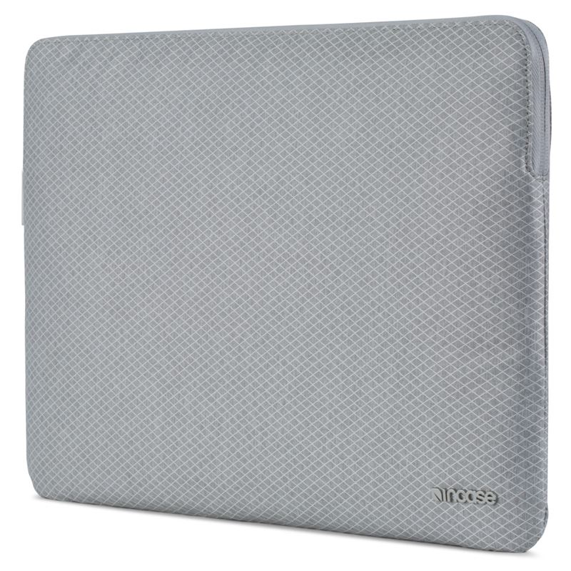 "Incase Slim Sleeve with Diamond Ripstop - Pokrowiec ze wzmocnieniami Diamond Ripstop na MacBook Pro 15"" (2018/2017/2016) / MacBook Pro 15"" Retina (szary)"