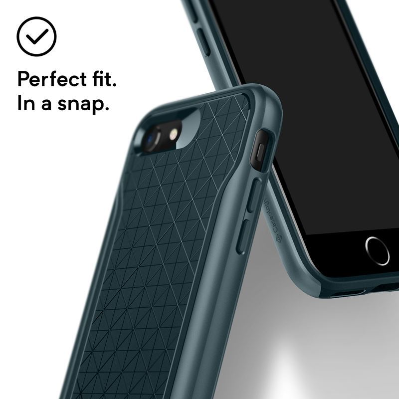 Caseology Apex Case - Etui iPhone 8 / 7 (Aqua Green)