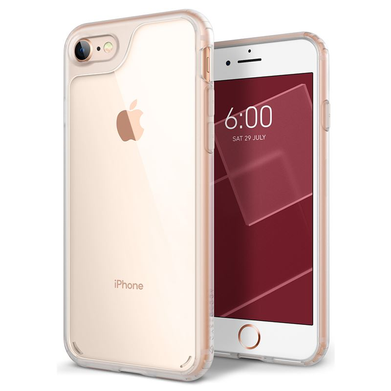 Caseology Waterfall Case - Etui iPhone 8 / 7 (Frost Clear)