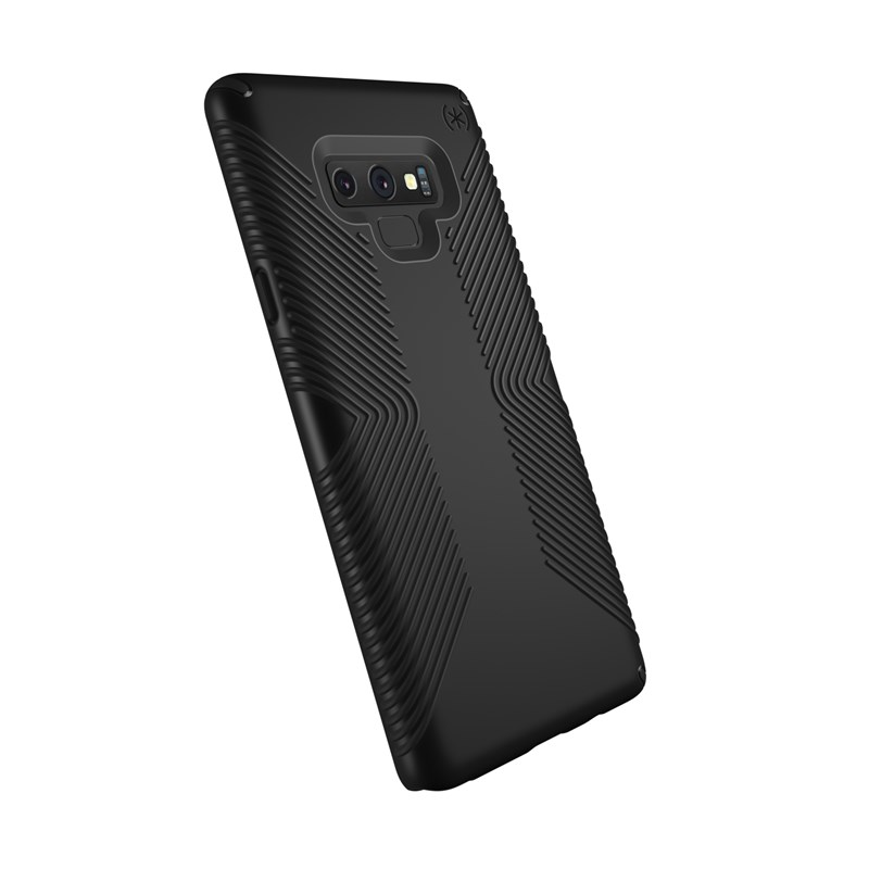 Speck Presidio Grip - Etui Samsung Galaxy Note 9 (Black/Black)