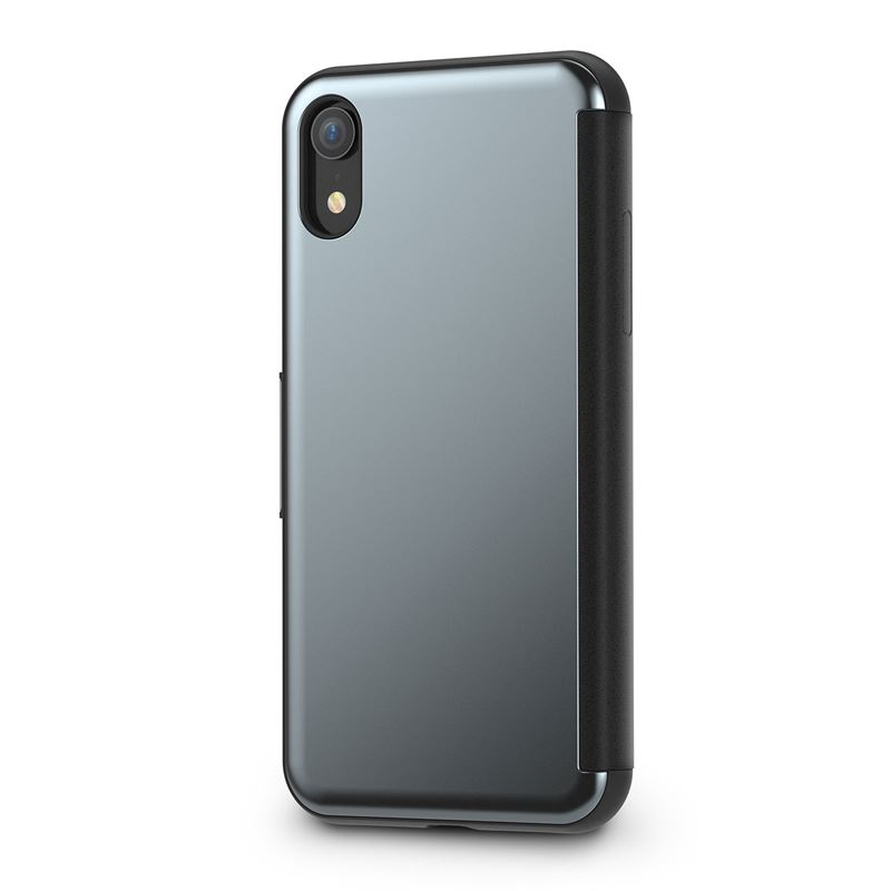 Moshi StealthCover - Etui iPhone XR (Gunmetal Gray)