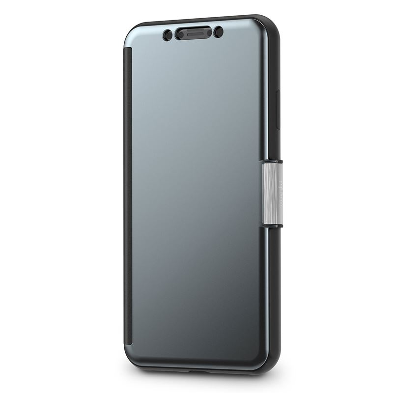 Moshi StealthCover - Etui iPhone Xs Max (Gunmetal Gray)