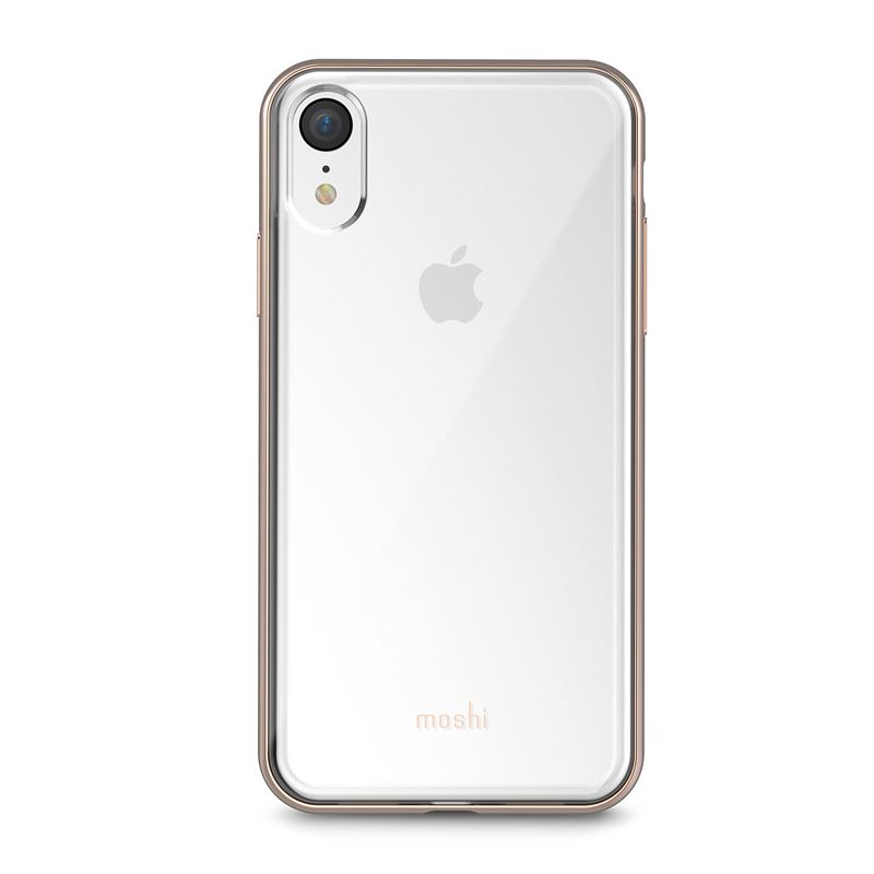Moshi Vitros - Etui iPhone XR (Champagne Gold)