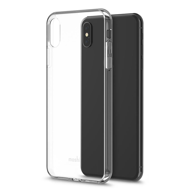 Moshi Vitros - Etui iPhone Xs Max (Crystal Clear)