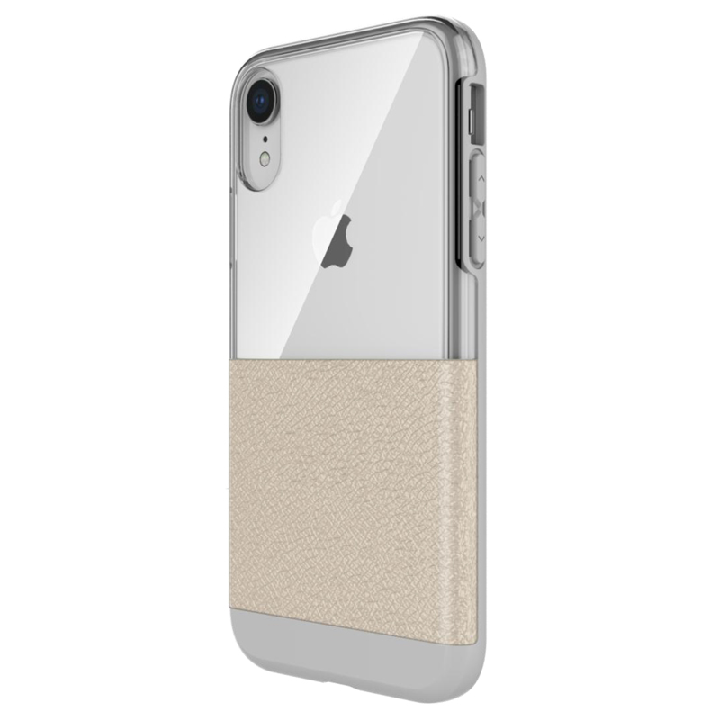 X-Doria Dash - Etui iPhone XR (Cream)
