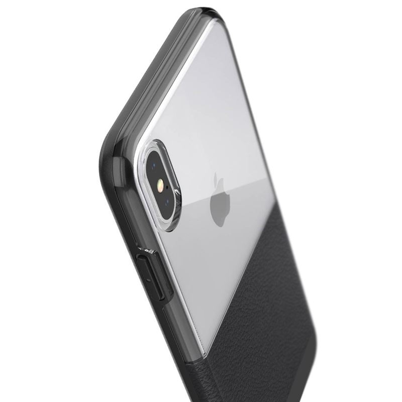 X-Doria Dash - Etui iPhone Xs Max (Black)