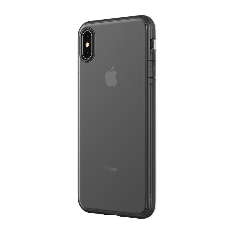 Incase Protective Clear Cover - Etui iPhone Xs Max (Black)