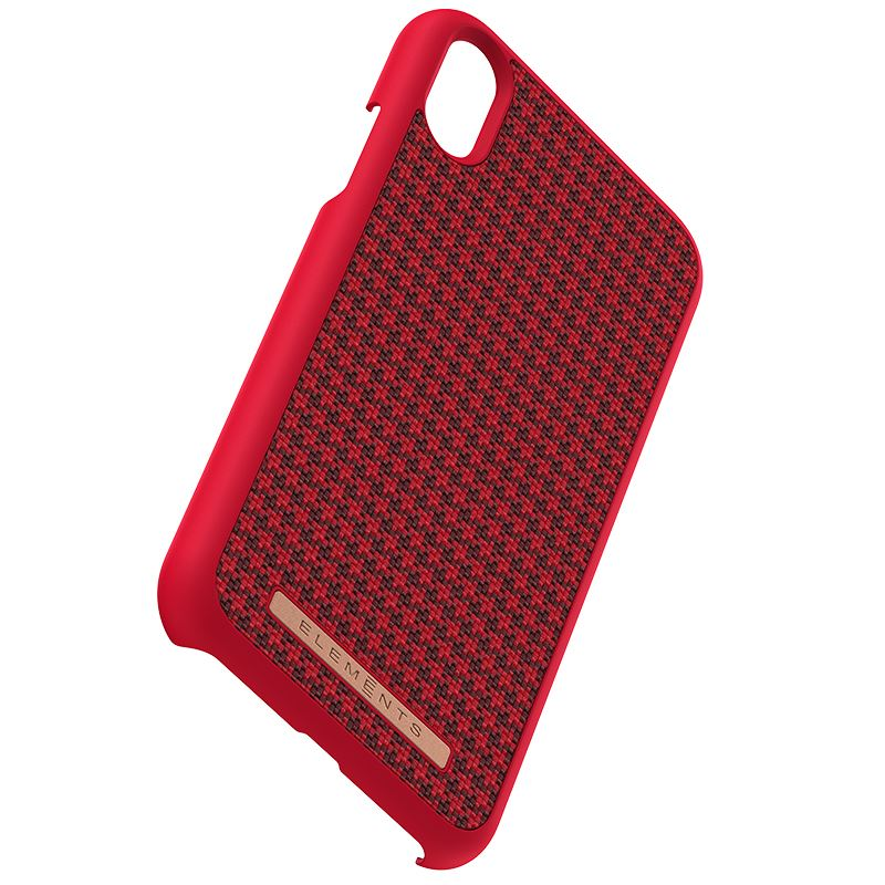 Nordic Elements Saeson Idun - Etui iPhone XR (Red)