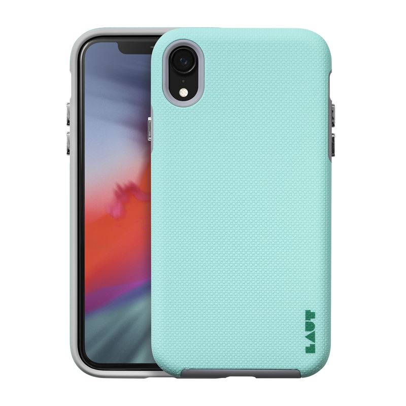 Laut Shield - Etui hybrydowe iPhone XR (Mint)