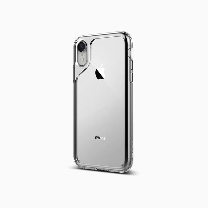 Caseology Waterfall Case - Etui iPhone XR (Clear)