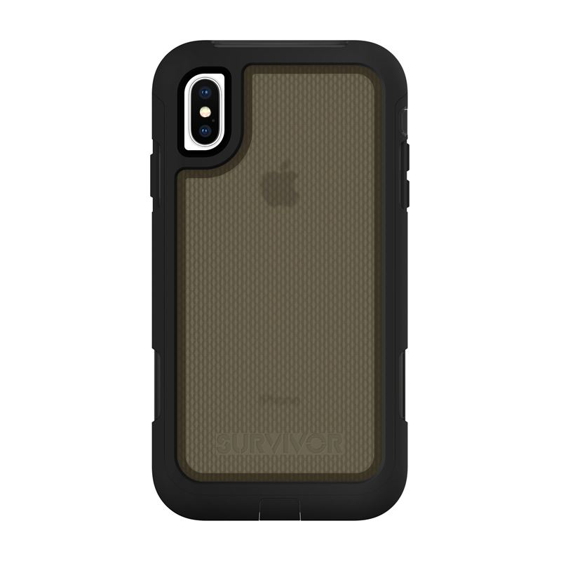 Griffin Survivor Extreme - Etui iPhone Xs Max (czarny)