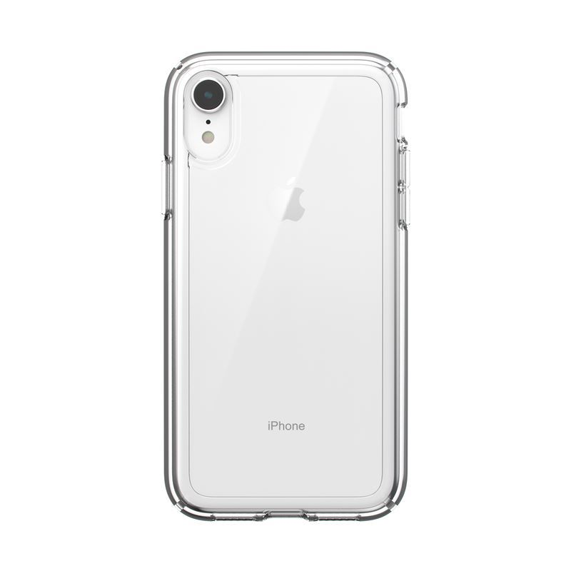 Speck Gemshell - Etui iPhone XR (Clear/Clear)