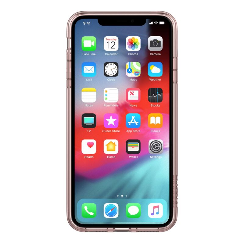 Incase Protective Clear Cover - Etui iPhone Xs Max (Rose Gold)
