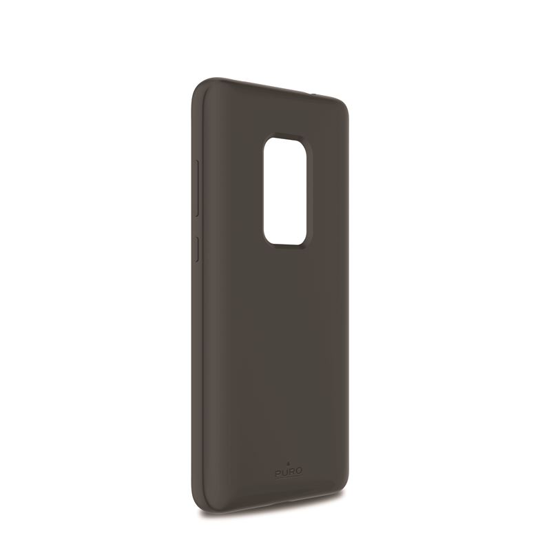 PURO ICON Cover - Etui Huawei Mate 20 (Gray)