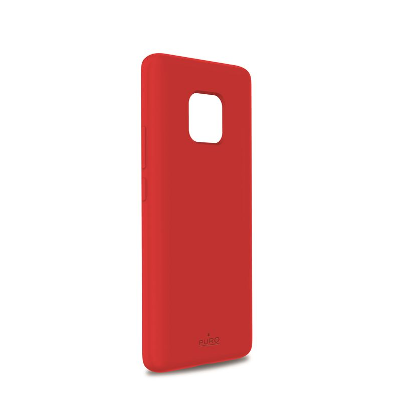 PURO ICON Cover - Etui Huawei Mate 20 Pro (Red)