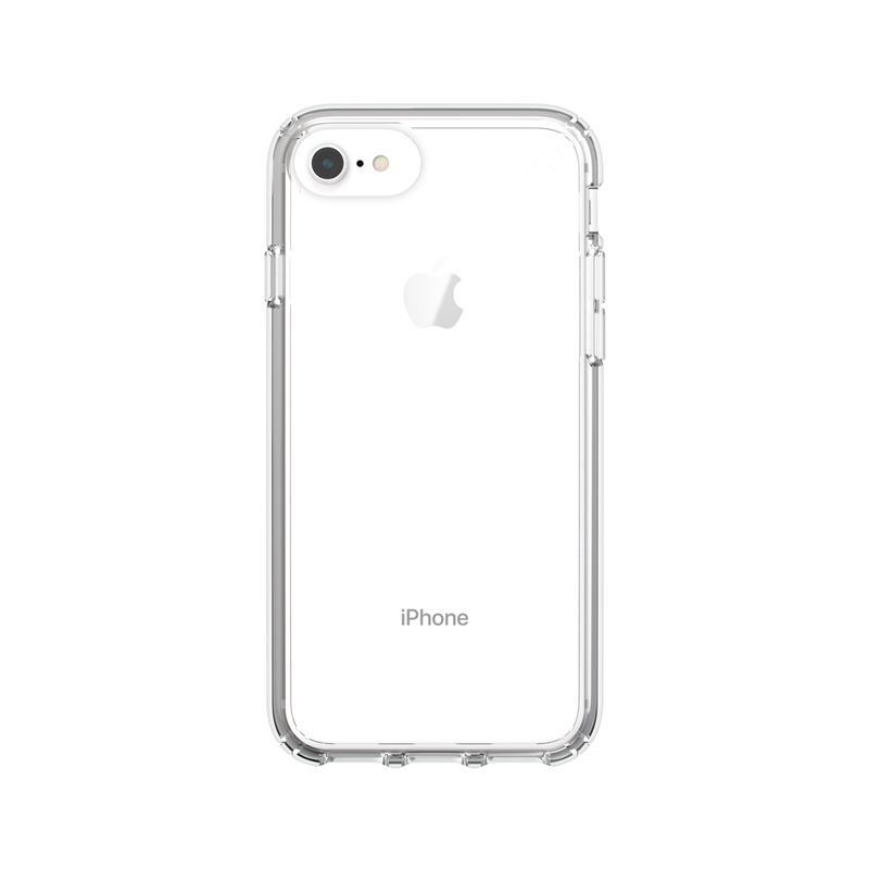 Speck Presidio Stay Clear - Etui iPhone 8 / 7 / 6s / 6 (Clear)