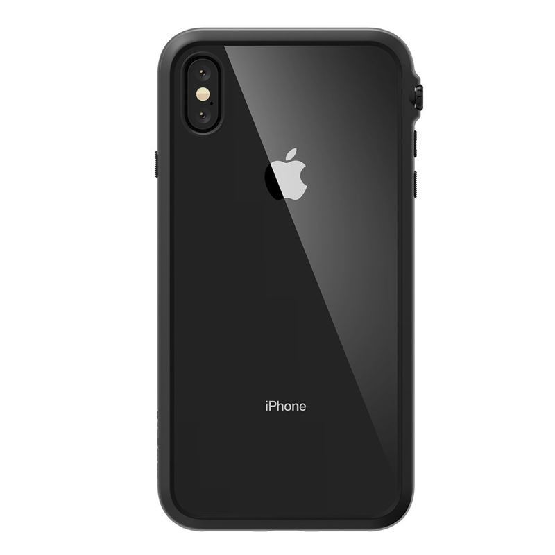 Catalyst Impact Protection Case - Pancerne etui iPhone Xs Max (Stealth Black)
