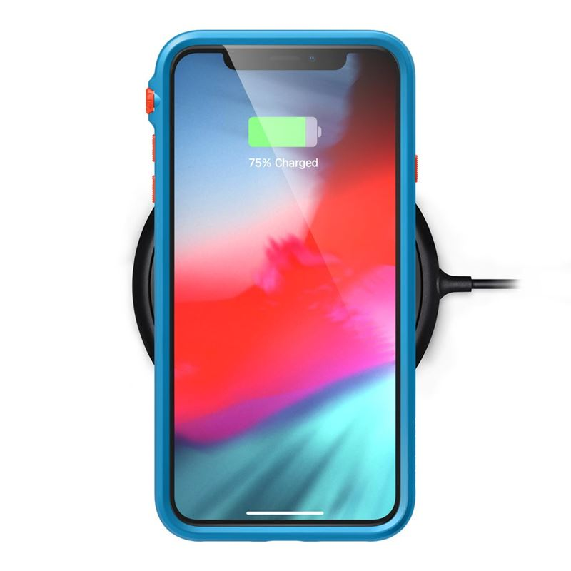 Catalyst Impact Protection Case - Pancerne etui iPhone Xs Max (Blueridge/Sunset)