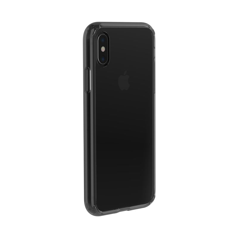 Just Mobile TENC Air Case - Etui iPhone Xs / X (Crystal Black)