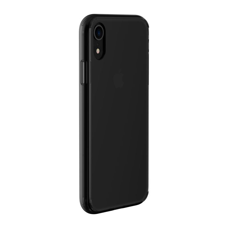 Just Mobile TENC Air Case - Etui iPhone XR (Crystal Black)