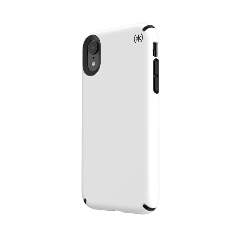 Speck Presidio Pro - Etui iPhone XR (White/Black)