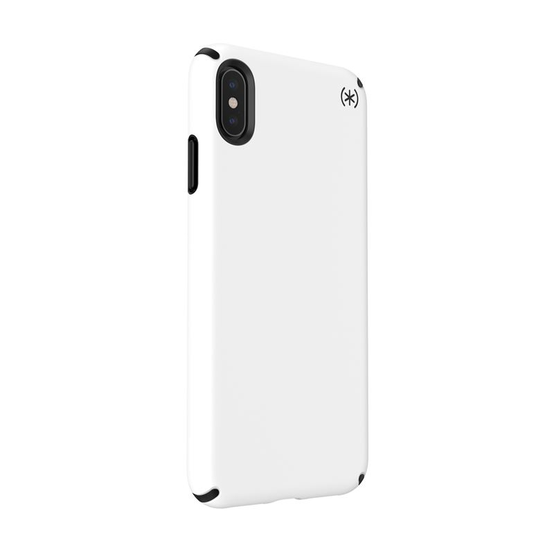Speck Presidio Pro - Etui iPhone Xs Max (White/Black)