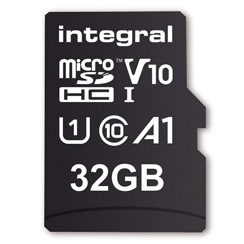 Integral Ultima Pro Premium High Speed - Karta pamięci 32 GB microSDHC/100 MB / s/ Class 10 UHS-I U1/ V10 + Adapter