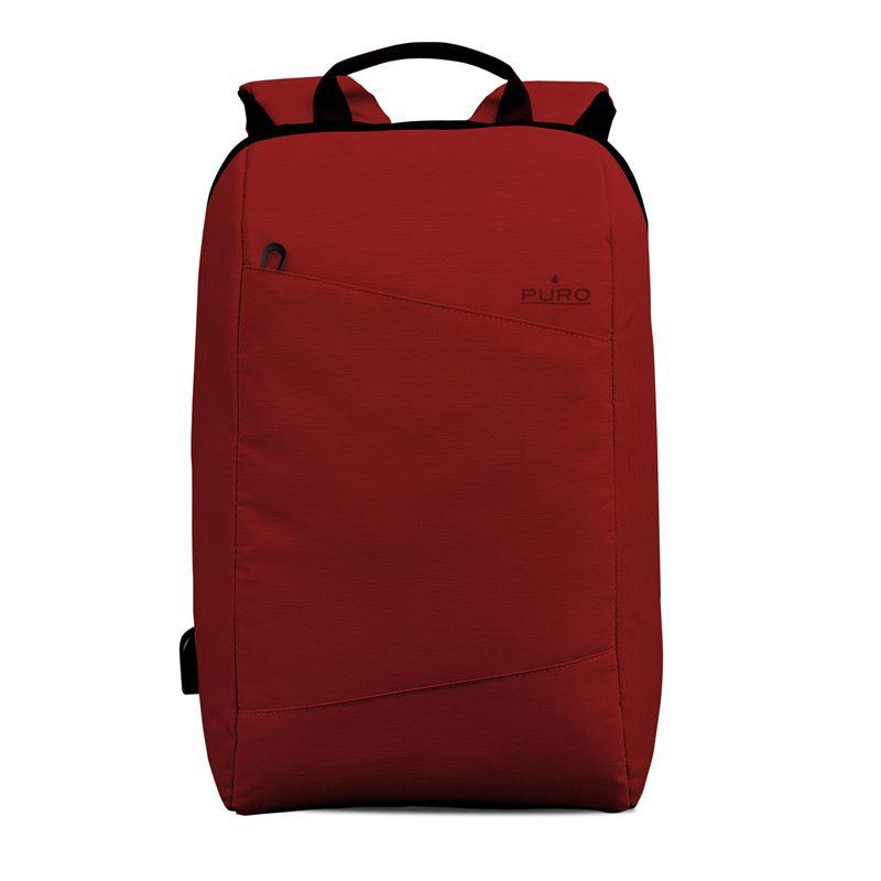 Puro Byday - Plecak z zewnętrzym portem USB  MacBook Pro 15