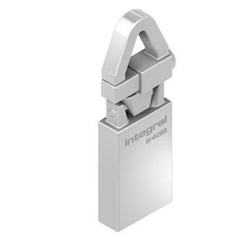 Integral TAG - Pendrive USB 3.0, 140 MB/s, 64 GB
