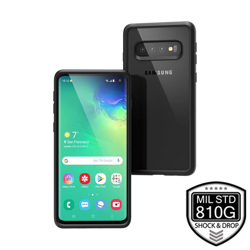 Catalyst Impact Protection Case - Pancerne etui Samsung Galaxy S10 (Stealth Black)
