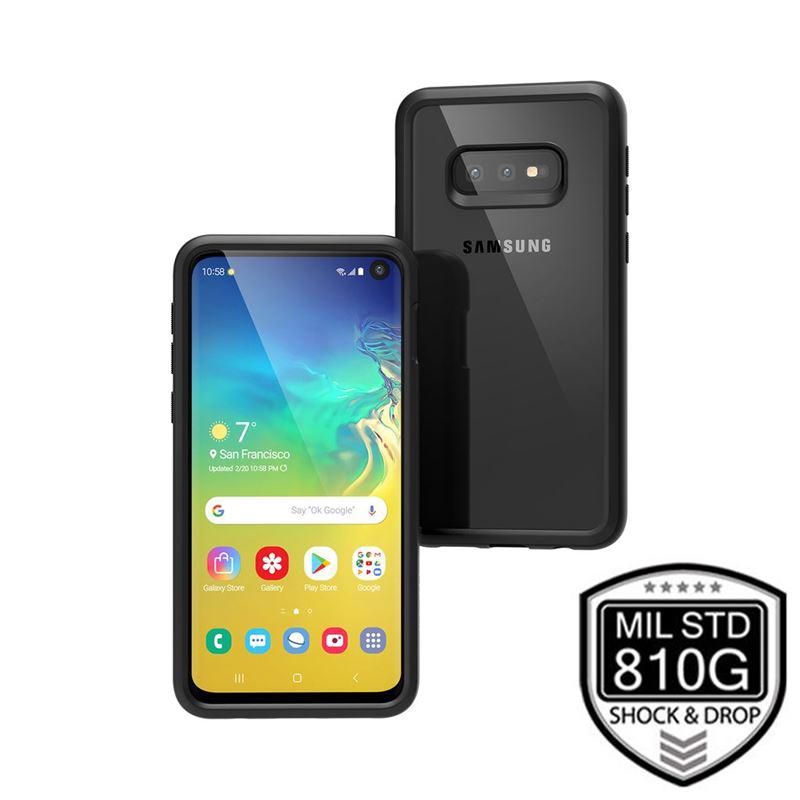 Catalyst Impact Protection Case - Pancerne etui Samsung Galaxy S10e (Stealth Black)