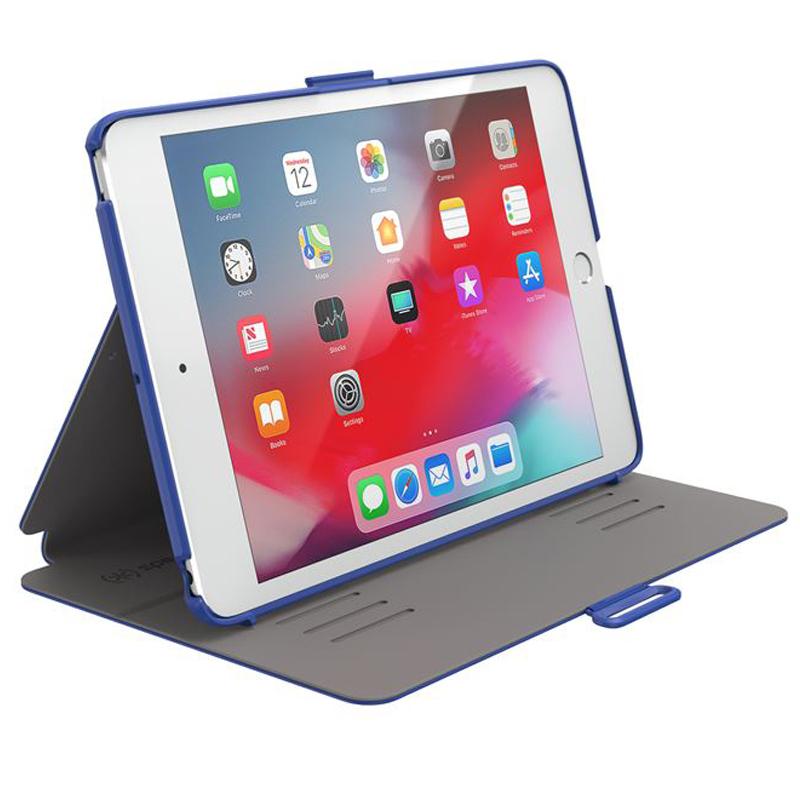 Speck Balance Folio - Etui iPad mini 5 (2019) / mini 4 (Blueberry Blue/Ash Grey)