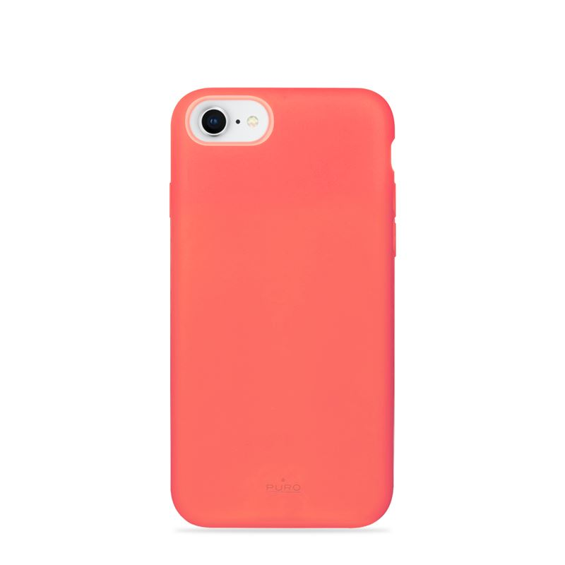 PURO ICON Cover - Etui iPhone 8 / 7 / 6s / 6 (Living Coral) Limited edition