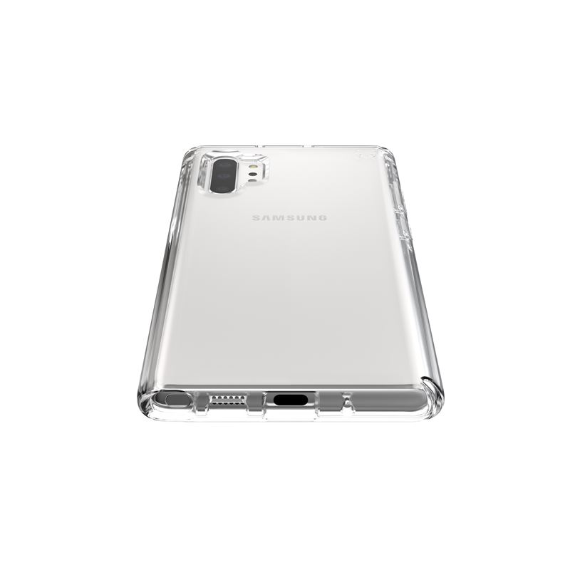 Speck Presidio Stay Clear - Etui Samsung Galaxy Note 10+ (Clear/Clear)