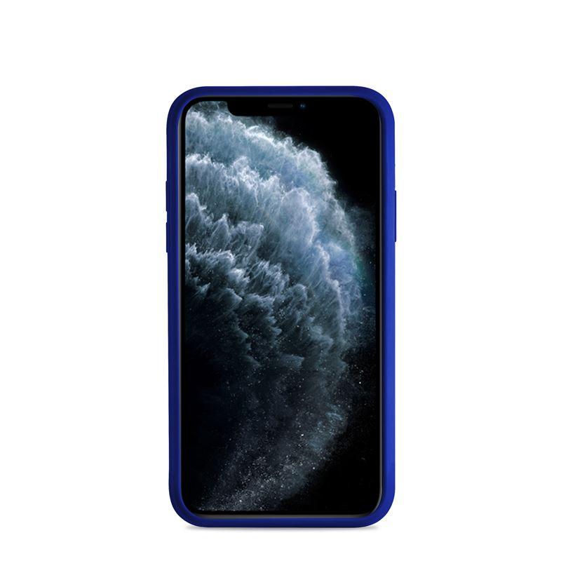 PURO ICON Cover - Etui iPhone 11 Pro (granatowy)