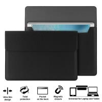 "PURO Ultra Thin Sleeve - Etui MacBook Air 13"" / MacBook Air 13"" Retina / MacBook Pro 13"" Retina / Ultrabook 13"" (czarny)"