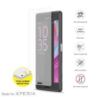 PURO Full Edge Screen Protection MFX - Folia ochronna na ekran Sony Xperia X