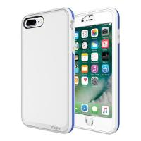 Incipio Performance Series Max - Pancerne etui iPhone 7 Plus (White/Blue)