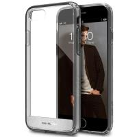 Obliq Naked Shield - Etui iPhone SE 2020 / 8 / 7 (Smoky Black)