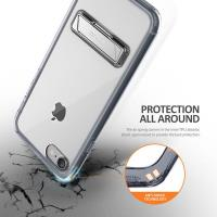 Obliq Naked Shield Kickstand - Etui z podstawką iPhone 7 (Smoky Black)