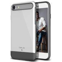 Obliq Dual Meta - Etui iPhone 7 (White)