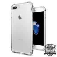 Spigen Crystal Shell - Etui iPhone 7 Plus (Clear)