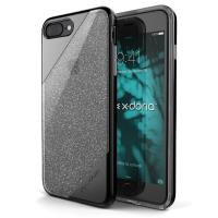 X-Doria Revel Lux - Etui iPhone 7 Plus (Black Gradient Glitter)